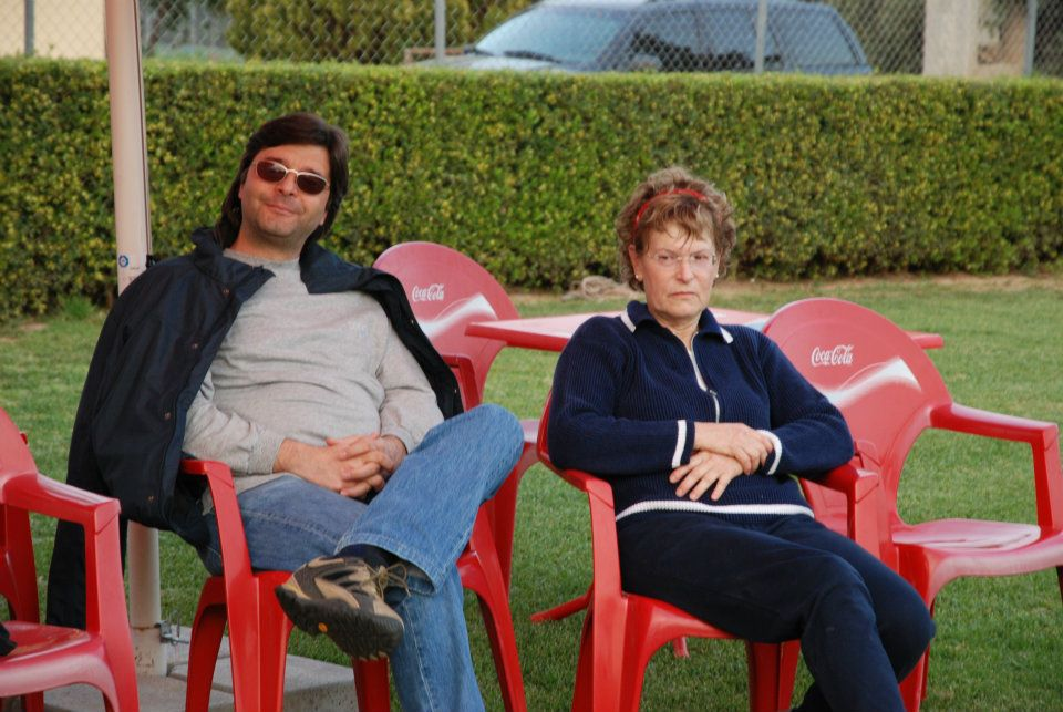 April 2008 Workshop George Grammozis & Kim Hechler