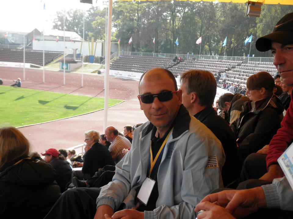 WUSV WΜ 2011 KIEV -14th place Kajou Haus Endrikat