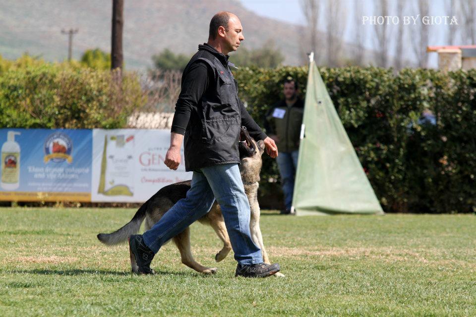 KOE FCI IGP Qualification - Greek Championship 2011