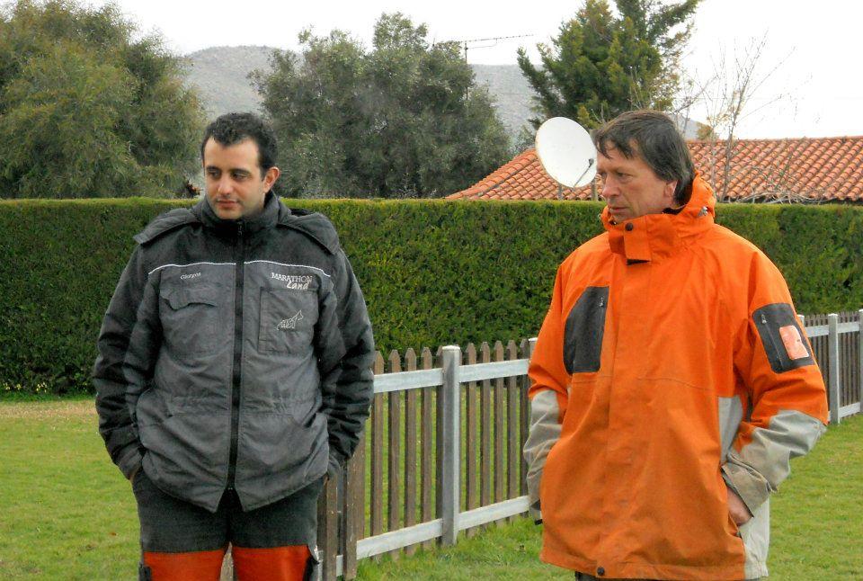 March 2011 Workshop George Grammozis & Andreas Litzel