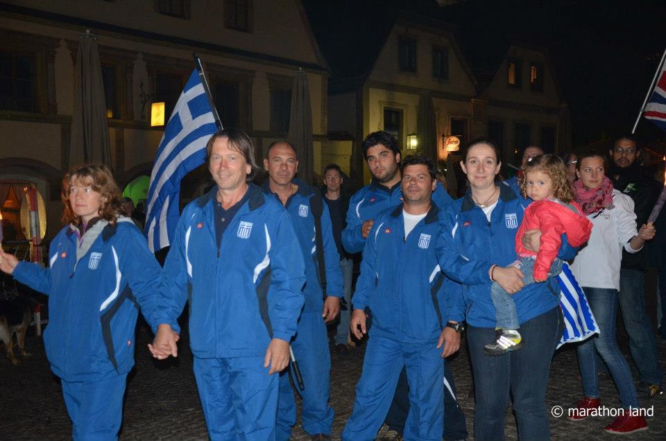 WUSV WM 2012 Team Hellas