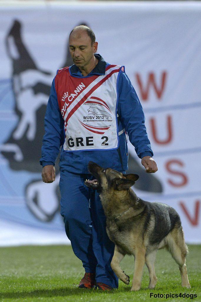 WUSV WM 2012-Vasilis Balakas & Kajou Haus Endrikat IPO3, HD/ED normal, DNA, Kkl