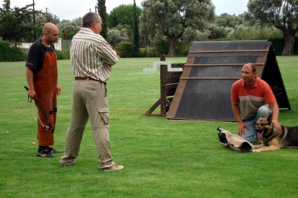 Armin Bushman Workshop 2010